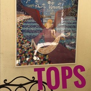 Tops - ALL KINDS OF TOPS!!!